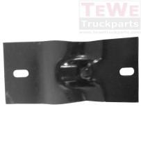 Kotflügelhalterung Hinterarchse vorne / Mudguard bracket rear axle front
