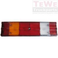 Rückleuchte inklusive Leuchtmittel rechts / Taillamp including bulbs RH