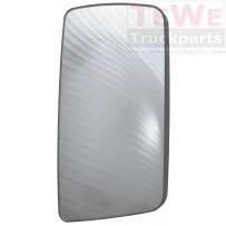 Ersatzglas Hauptspiegel beheizt Black Edition / Main mirror replacement glass heated Black Edition