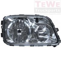 Hauptscheinwerfer manuell einstellbar links / Headlight manually adjustable LH