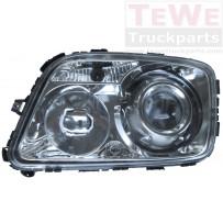 Hauptscheinwerfer Xenon inklusive Leuchtmittel und Vorschaltgerät links / Headlamp xenon including light bulb and ballast LH