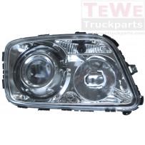Hauptscheinwerfer Xenon inklusive Leuchtmittel und Vorschaltgerät rechts / Headlamp xenon including light bulb and ballast RH