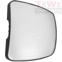 Ersatzglas Weitwinkelspiegel beheizt rechts / Wide angle mirror replavement glass heated RH