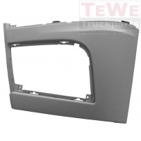 Stoßfängerecke niedrig grau links / Front bumper corner low grey LH