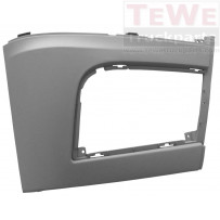 Stoßfängerecke niedrig grau rechts / Front bumper corner low grey RH