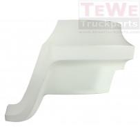 Stoßfängerecke außen links / Front bumper corner outer LH