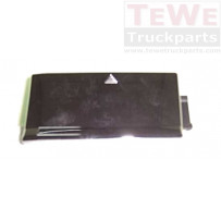 Haupscheinwerfer Blende links / Headlight decorative cover LH