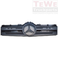 Frontgrill ohne MB-Stern / Front grill no MB-Star