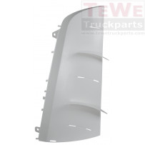 Windabweiser innen grundiert links / Air deflector inner primed LH