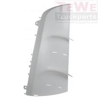Windabweiser innen grundiert links / Air deflector inner primed LH