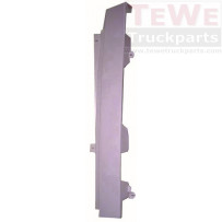 Abdeckung Frontklappe Seite links / Front panel side cover LH