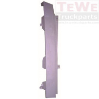 Abdeckung Frontklappe Seite rechts / Front panel side cover RH