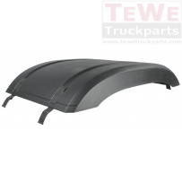 Kotflügel Hinterachse ohne Spanngummis niedrig Mitte / Mudguard rear axle no fixing rubbers low center
