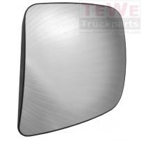 Ersatzglas Weitwinkelspiegel beheizt rechts / Wide angle mirror replacement glass heated RH