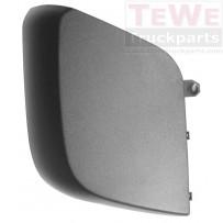 Abdeckung Weitwinkelspiegel flach rechts / Wide angle mirror cover flat RH