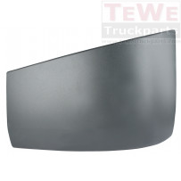 Stoßfängerecke grau links / Front bumper corner grey LH