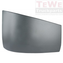 Stoßfängerecke grau rechts / Front bumper corner grey RH