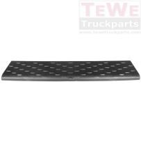 Stufenplatte Stoßfänger unten / Front bumper step plate lower