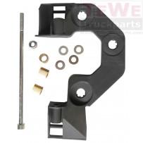 Scheinwerferhalterung rechts/ Headlight bracket RH