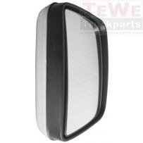 Rückspiegel elektrisch einstellbar und beheizt silber / Mirror electrically adjustable and heated silver