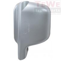 Abdeckung Weitwinkelspiegel silber links / Wide angle mirror cover silver LH