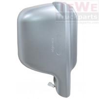 Weitwinkelspiegel elektrisch einstellbar und beheizt silber rechts / Wide angle mirror electrically adjustable an d heated silver RH