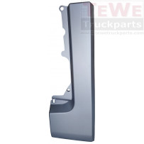 Stoßfänger Zwischenteil silber links / Front bumper intermediate part silver LH