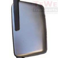 Abdeckung Hauptspiegel grau links / Main mirror cover grey LH