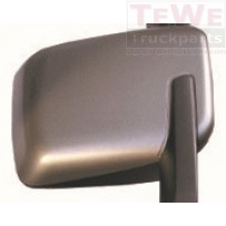 Abdeckung Weitwinkelspiegel grau rechts / Wide angle mirror cover grey RH