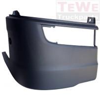 Stoßfängerecke 495 mm rechts / Front bumper corner 495 mm RH