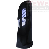 Windabweiser links / Air deflector LH