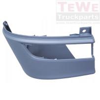 Stoßfängerecke 380 mm rechts / Front bumper corner 380 mm RH