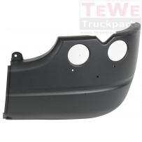 Stoßfängerecke 470 mm links / Front bumper 470 mm corner LH