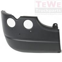 Stoßfängerecke 470 mm rechts / Front bumper corner 470 mm RH
