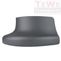 Hauptscheinwerferabdeckung oben rechts / Headlight case strip upper RH