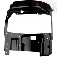 Scheinwerferhalterung links / Headlight bracket LH
