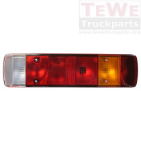 Rückleuchte mit Rückfahrwarner ohne Leuchtmittel / Taillamp with alarm no bulb RH