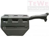 Kotflügelhalterung Hinterachse vorne rechts / Mudguard bracket rear axle front RH