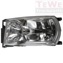 Hauptscheinwerfer H7 ohne Leuchtmittel links / Headlight H7 no light bulb LH