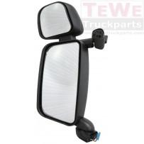 Rückspiegel kurzer Arm komplett elektrisch einstellbar und beheizt links / Mirror short arm complete electrically adjustable and heated LH