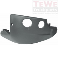 Stoßfängerecke 480 mm rechts / Front bumper corner 480 mm RH