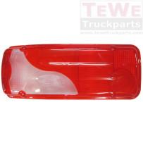 Ersatzglas Rückleuchte links / Taillamp replacement glass LH