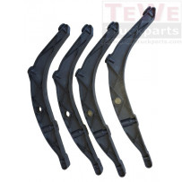 Sonnenblende Montagesatz ohne Schrauben / Sun visor mounting kit no screw