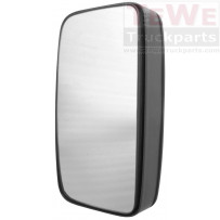 Rückspiegel elektrisch einstellbar und beheizt / Mirror electrically adjustable and heated