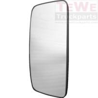 Ersatzglas Rückspiegel beheizt / Mirror replacement glass heated