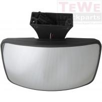 Bordsteinspiegel manuell einstellbar und beheizt / Door mirror manually adjustable and headet