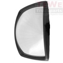 Ersatzglas Frontspiegel / Front view mirror replacement glas