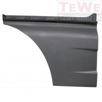 Türverlängerung grau rechts / Door extension grey RH