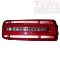 Rückleuchte LED mit Rückfahrwarner rechts / Rear lamp LED with buzzer RH