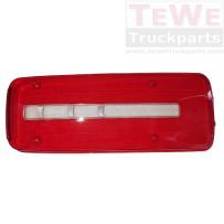 Ersatzglas-Lichtscheibe Rückleuchte / Rear lamp replacement glass